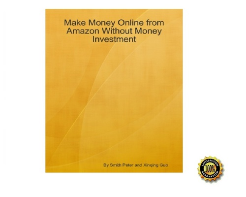 Product picture Make Money off Books on Amazon without Money Investment