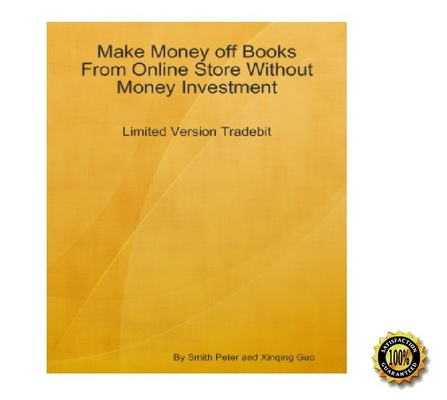 Product picture  Make Money off Books From Tradebit Without Investment
