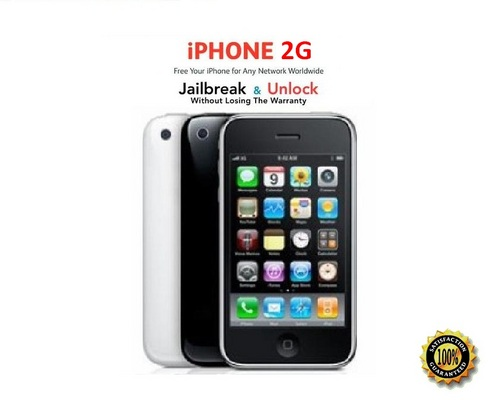 Product picture iPhone 2G JailBreak & Unlock