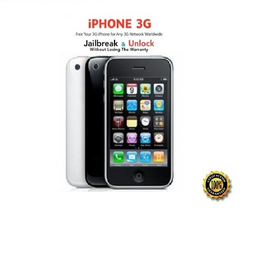 Product picture iPhone 3G JailBreak & Unlock - Best Ebook Available Shows Ho