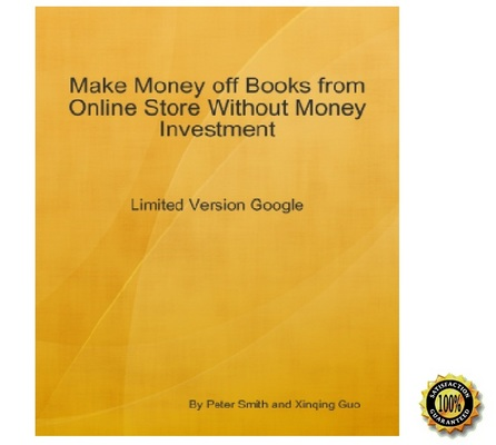 Product picture Make Money off Books from Online Store Without Money Investm